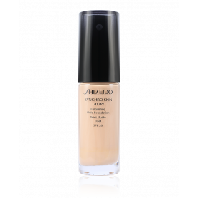 Shiseido Synchro Skin Glow Luminizing Fluid Foundation SPF20 Gold 4 30 ml