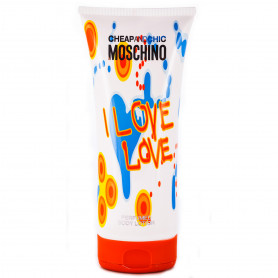 Moschino I love Love Body Lotion 200 ml