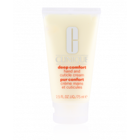 Clinique Deep Comfort Hand and Cuticle Cream 75 ml