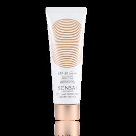 Kanebo Sensai Silky Bronze Cellular Protective Cream for Face SPF 30 50 ml