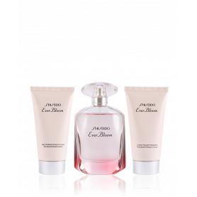 Shiseido Ever Bloom Eau de Parfum 50 ml + BL 50 ml + SC 50 ml Set