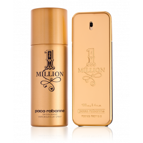 Paco Rabanne 1 Million EdT 100 ml 150 ml Deospray Set