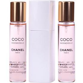 Chanel Coco Mademoiselle Eau de Toilette 3 x 20 ml