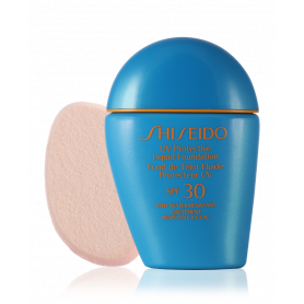Shiseido Sun Protection Liquid Foundation SPF 30 MB60 Medium Beige 30 ml
