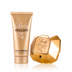 Paco Rabanne Lady Million Eau de Parfum 80 ml + BL 100 ml Set