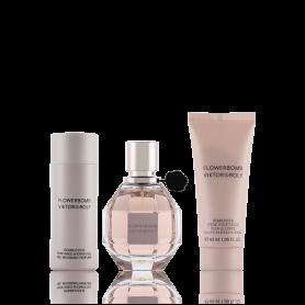 Viktor & Rolf Flowerbomb Eau de Parfum 30 ml + SG 50 ml + BC 40 ml Set
