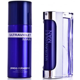 Paco Rabanne Ultraviolet Man EdT 100 ml SET