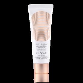 Sensai Silky Bronze Cellular Protective Cream for Face SPF 15 50 ml