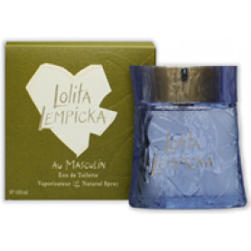 Lolita Lempicka Au Masculin Eau de Toilette EdT 100 ml