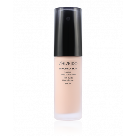 Shiseido Synchro Skin Lasting Liquid Foundation SPF20 Rose 3 30 ml