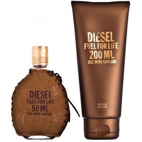 Diesel Fuel For Life Pour Homme EdT 50 ml SET