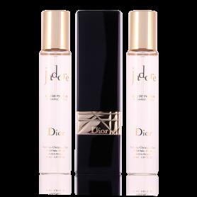 Dior J'adore Eau de Parfum 20 ml x 3 Nachfüllbar