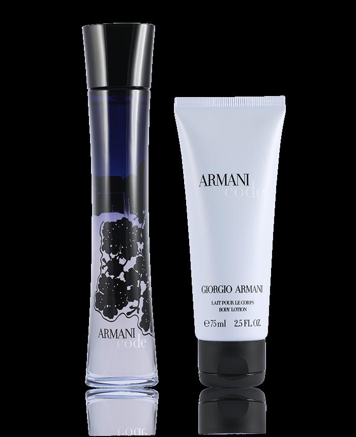Giorgio Armani Code Pour Femme Eau De Parfum 75 Ml Bl 75 Ml Set