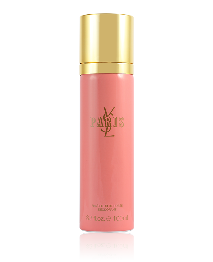 3c56375b765 Yves Saint Laurent YSL Paris Rose Deodorant Spray 100 ml | Perfumetrader