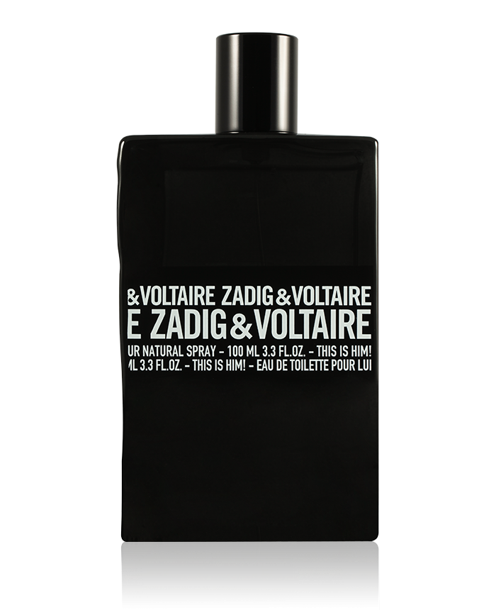 fdfd29334cf Zadig   Voltaire This is Him! Eau de Toilette 100 ml