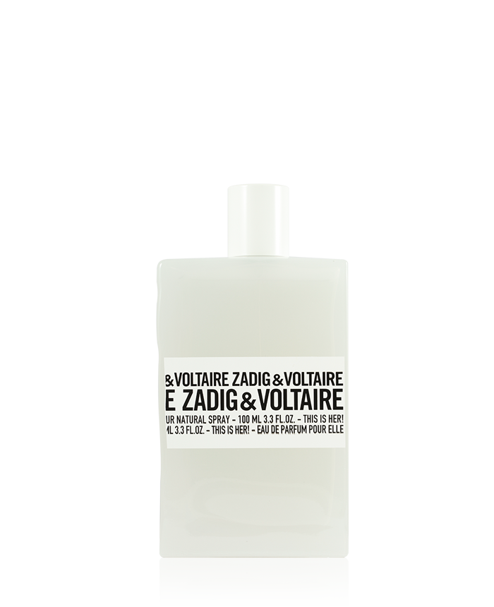 38fd19f3741 Zadig   Voltaire This is Her! Eau de Parfum 30 ml