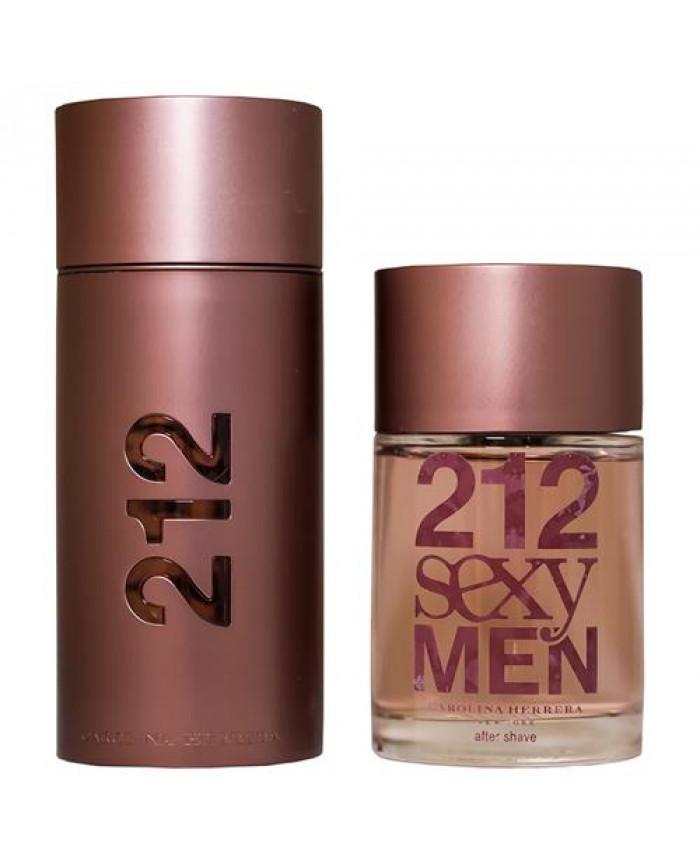 Carolina Herrera 212 Sexy Men Edt 100 Ml Herrenset Perfumetrader
