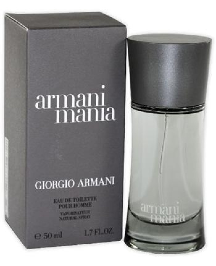 Giorgio Armani Mania Pour Homme Eau De Toilette 50 Ml Perfumetrader