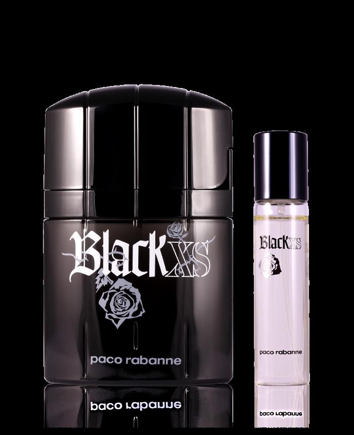 Paco Rabanne Black Xs For Him Eau De Toilette 50 Ml Edt 15 Ml Set