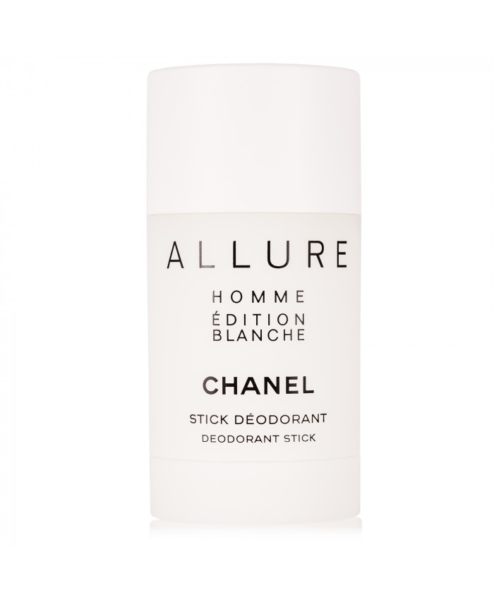 06439982f7 Chanel Allure Homme Edition Blanche Moisturizing Deo Stick 75 ml