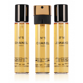 Chanel No. 5 Eau de Parfum Nachfüllung 3 x 20 ml