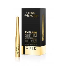 Long4Lashes Eye Care Gold Eyelash Serum 4 ml