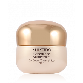 Shiseido Benefiance Nutriperfect Day Cream SPF 15 50 ml