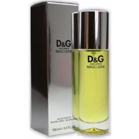 Dolce & Gabbana D&G Masculine Eau de Toilette 100 ml