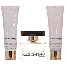 Dolce & Gabbana D&G The One EdP 50 ml Damenset