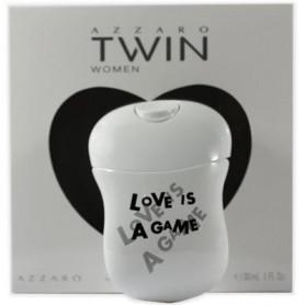 Azzaro Twin Women Eau de Toilette EdT 30 ml
