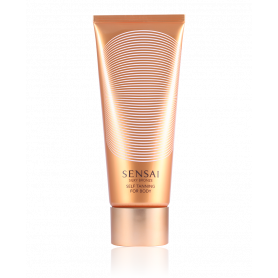 Sensai Silky Bronze Self Tanning for Body 150 ml