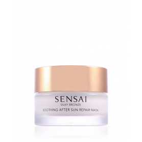 Sensai Silky Bronze Soothing After Sun Repair Mask 60 ml