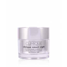 Clinique Smart Night Custom Repair Moisturizer für trockene Haut 50 ml