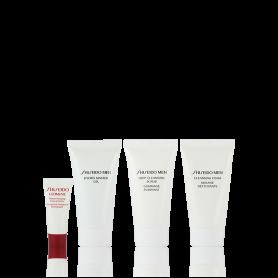 Shiseido Men Simple Start for Hydrated skin 4-teilig Set