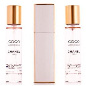 Chanel Coco Mademoiselle Eau de Parfum 3 x 20 ml