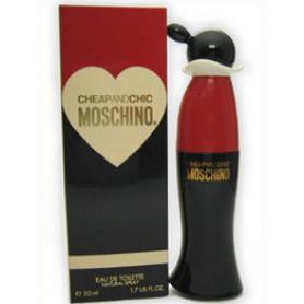 Moschino Cheap & Chic Eau de Toilette 50 ml OVP