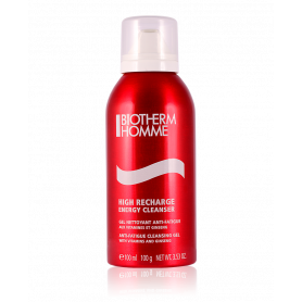Biotherm Homme High Recharge Energie Cleanser 100 ml