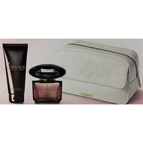 Versace Crystal Noir Eau de Toilette EdT 90 ml Set