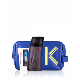 Kenzo Homme Sport Eau de Toilette 100 ml + ASB 50 ml + Bag Set
