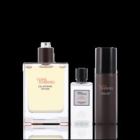 Hermes Terre D Hermes Eau Intense Vetiver Eau de Parfum 100 ml Set