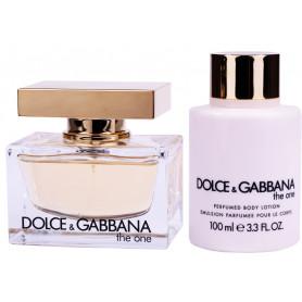 Dolce & Gabbana D&G The One Eau de Parfum 50 ml Damenset