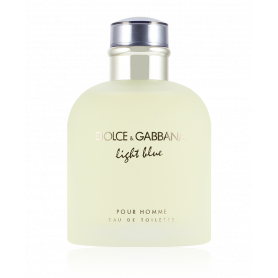Dolce & Gabbana D&G Light Blue Pour Homme 125 ml