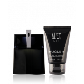 Thierry Mugler Alien Man Eau de Toilette 50 ml + SG 50 ml Set