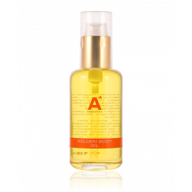 A4 Cosmetics Körperpflege Golden Body Oil 100 ml