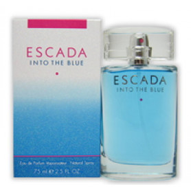Escada Into The Blue Eau de Parfum EdP 75 ml OVP