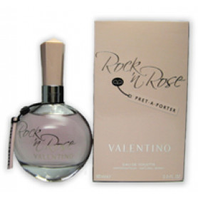 Valentino Rock n Rose Eau de Toilette EdT 90 ml OVP