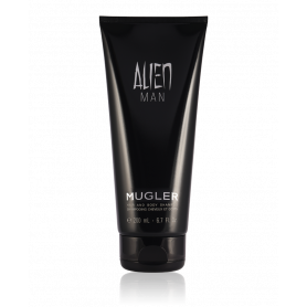 Thierry Mugler Alien Man Hair and Body Shampoo 200 ml
