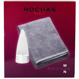 Rochas Man EdT 100 ml + Badetuch Herrenset.