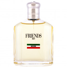 Moschino Friends Men Eau de Toilette EdT 125 ml OVP