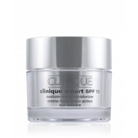 Clinique Smart SPF 15 Custom Repair Moisturizer für ölige Haut 50 ml